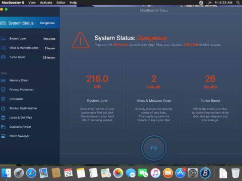 MacBooster 8 Pro 8.0.5 Multilingual macOS