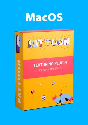 PATTOON Texturing Plugin v1.5.1 для After Effects