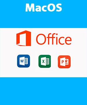 Удалить Office для Mac