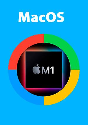 Как сделать полный сброс macBook iMac на Apple M1 до заводских настроек