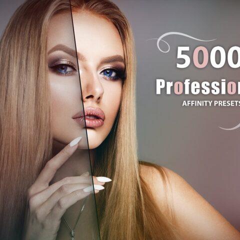 5000+ Профессиональные Affinity Luts