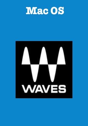 Waves 12 Complete v28.07.2021 macOS