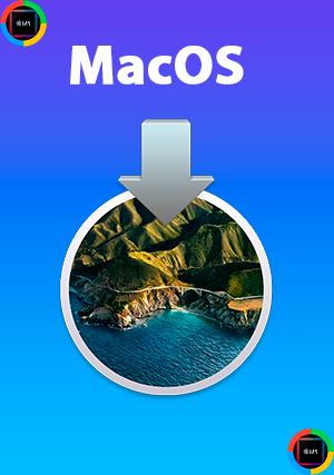 macOS Big Sur 11.5.1 Mac App Store 20G80 Intel Apple Silicon M1