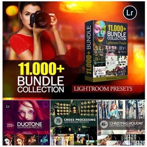 Пресеты - Shopee - 11000+ Advanced Lightroom Presets Collection [LRTEMPLATE]