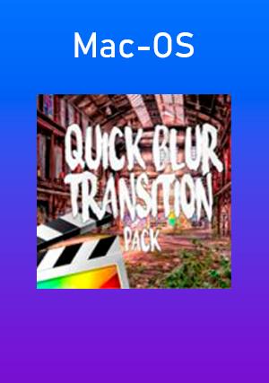 Ryan Nangle – Quick Blur Transitions for Final Cut Pro